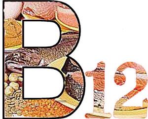 ویتامین B 12 و جلد